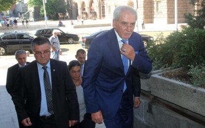 ДПС пак препоръча на Борисов да прекрои властта