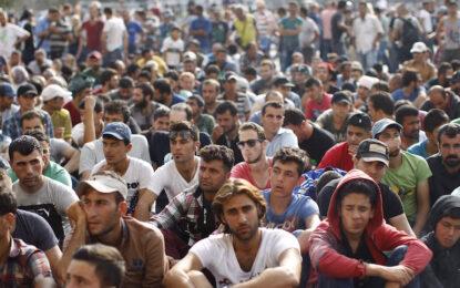 Сблъсъци с бежанци в Унгария, Европа търси решения