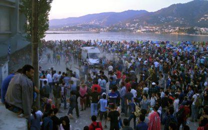 Отново напрежение заради бежанския наплив в Гърция и Унгария