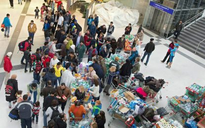 Германия заделя 6 милиарда евро за бежанците