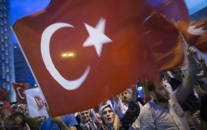 Турски депутат oт партията на Ердоган нарече НАТО терористи