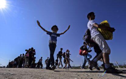 Брюксел решава как да разпредели бежанците