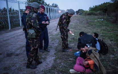 Страните от ЕС си разпределят само 40 000 бежанци засега