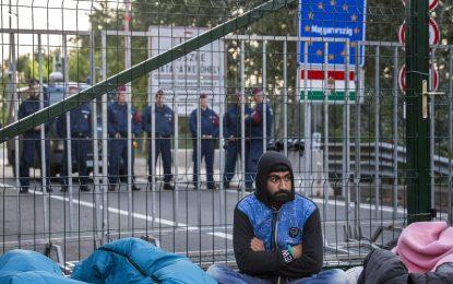 Унгария праща в затвора нелегални имигранти