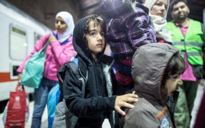 Германия иска САЩ да приемат повече сирийски бежанци