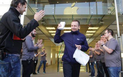 Apple с нов рекорд по продажба на айфони – заради Китай