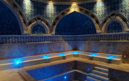 В Бургас отварят банята на Сюлейман Великолепни