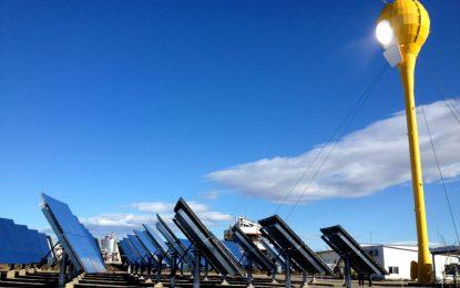 Етиопия ще прави ток от слънчеви лалета