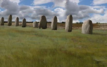 Огромна праисторическа находка засенчва Стоунхендж