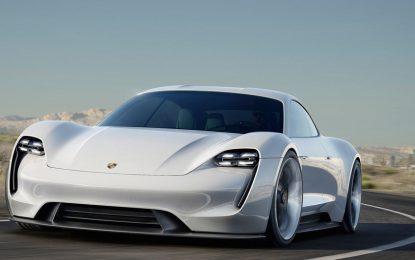 Porsche и Audi представиха електромобилите на бъдещето