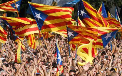 Сепаратистите победиха на местния вот в Каталуния