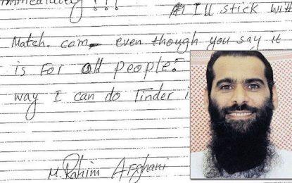 Джихадист от Гуантанамо си търси жена