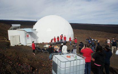 Една година в изолация заради живот на Марс