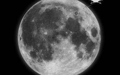 Космическата надпревара за погребалната страна на Луната