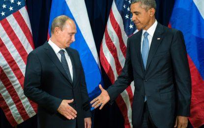 Обама и Путин не се разбраха за Сирия