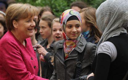 """Как бежанската криза ще се отрази на бранда """"Меркел"""""""