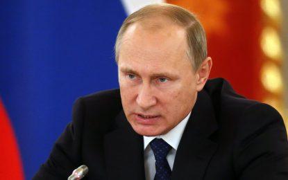 """Путин заплаши Турция със """"сериозни последствия"""""""