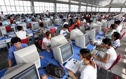Китайските фабрики за образование