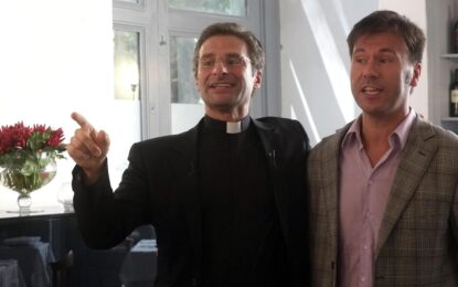 Свещеник гей разкри как Ватиканът прави живота му ад
