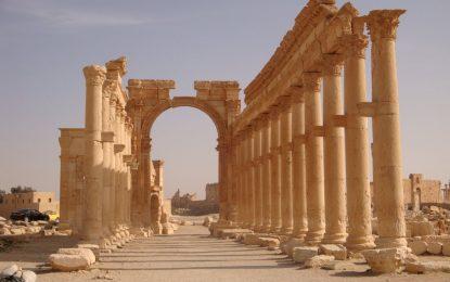 Швейцарската полиция намери откраднати реликви от Палмира