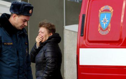 Руският самолет, паднал в Египет, не е ударен отвън