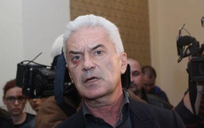 Парламентът решава утре за ареста на Сидеров и Чуколов
