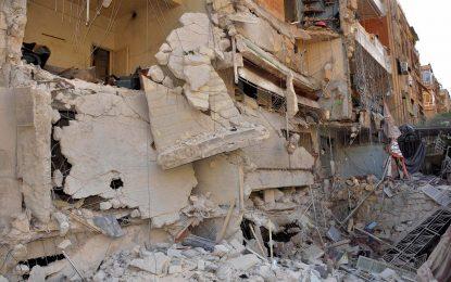 13 убити при руска атака над болница в Сирия