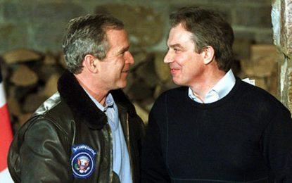 Блеър и Буш договорили войната в Ирак година преди началото ѝ