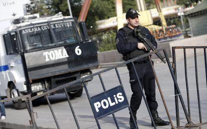 """Деветима загинаха при операция срещу """"Ислямска държава"""" в Турция"""