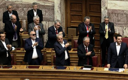 Ципрас обеща да извади Гърция от кризата до 2019