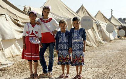Турция иска строителство на градове за бежанците
