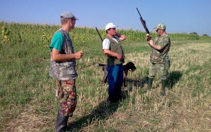 Ловците с инструктаж за срещи с бежанци