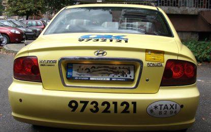 Прокуратурата се зае с таксиджията, набил полицай