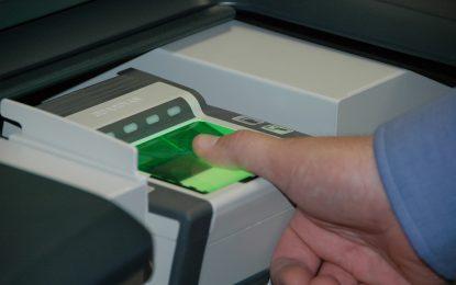 Системата за пръстови отпечатъци прегря