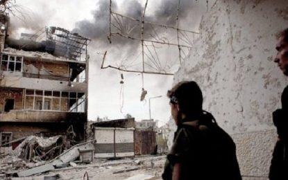 Играта в Сирия едва сега започва