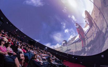 Първият 3D планетариум отваря в Пловдив