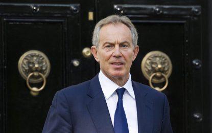 """Блеър се извини за войната в Ирак и призна връзката с """"халифата"""""""