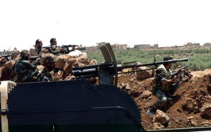 Силите на Асад готвят офанзива срещу Алепо