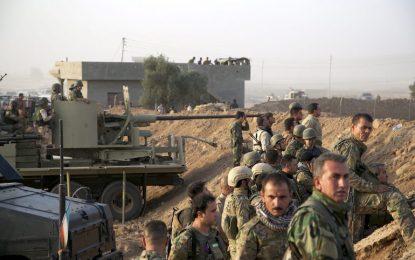 """Кюрди сриват превзети от """"халифата"""" селища в Сирия"""