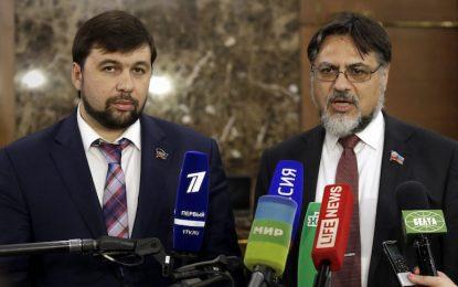 Изборите в Донбас се отлагат за февруари 2016