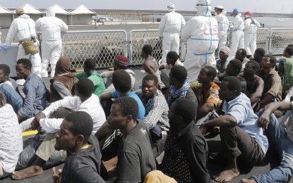 Еритрейци са първите бежанци, разселени по квотен принцип в ЕС