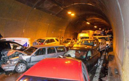 МВР сочи несъобразена скорост за катастрофата в тунела Витиня