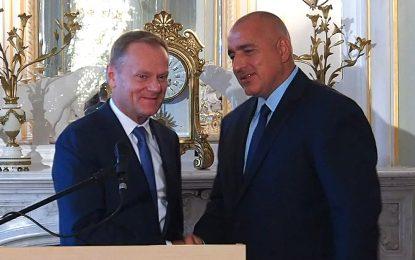 Европа мълчи по ултиматума на Борисов