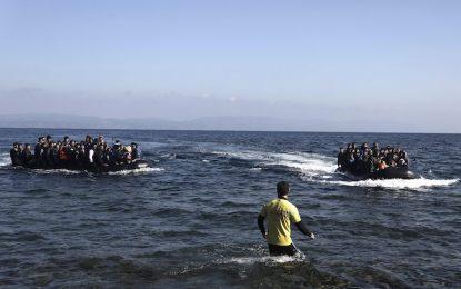 Наплив на мигранти в Гърция преди да застудее