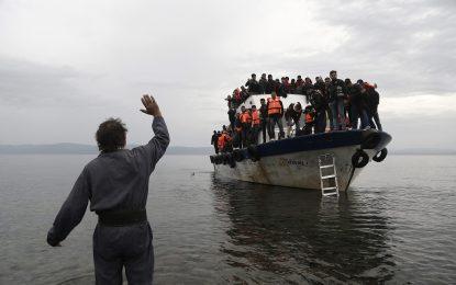 Германия прави транзитни зони за мигранти по границите си