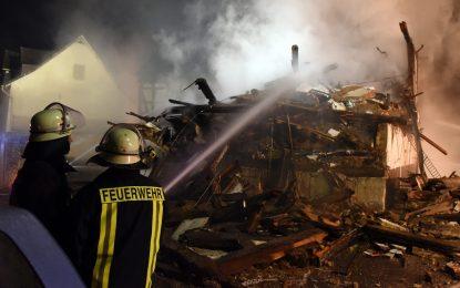 12 българи пострадали при пожар в Германия
