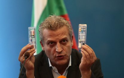 Москов спестил над 4 милиона на бюджета с турските ваксини