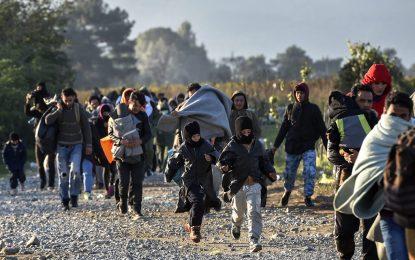 Каналджиите на мигранти през Балканите взели €5-6 милиарда за година