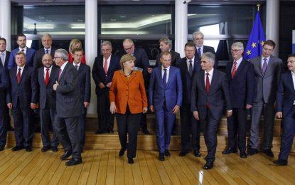 """Балканите и Брюксел се разбраха за """"временен подслон"""" за 100 000 мигранти"""