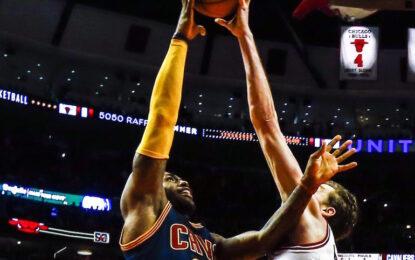 """Избрано от НБА: Гасол отказа ЛеБрон за успеха на """"Булс"""" в откриването на сезона"""